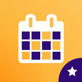 Icon: Due Date Calendar